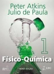 Físico-química - Vol. 1 - 9ª Ed.