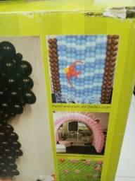 Painel de balão tela mágica