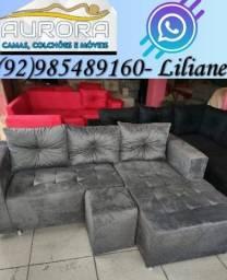Título do anúncio: sofá apronta entrega\\\>>>>