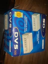 Distribuidor de vídeo e audio   DVS500