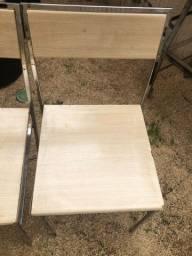 Título do anúncio: Cadeiras MDF