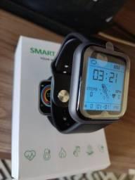 Título do anúncio: Smartwatch Y68 relógio inteligente