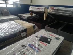 Título do anúncio: Colchão   colchões   cama baú   cama box baú   conjunto box   cama box