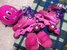 Título do anúncio: Roller Barbie Original!!