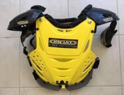 Colete Circuit T-Rex Protection - Amarelo
