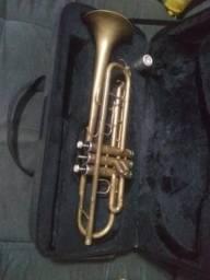 Vendo trompete