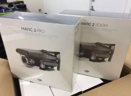 Dji Mavic 2 Pro + Flymore + Nf + Garantia