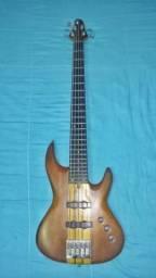 Vendo contra baixo luthier r$ 1.500,00