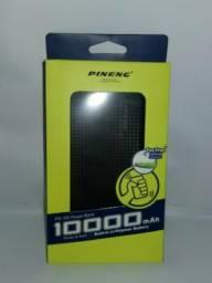 Carregador portátil modelo pineng 10000mah (Entrego ou facilito)