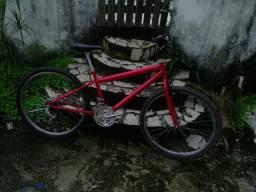 Bicicleta 18 marchas