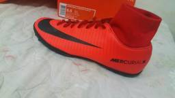 Chuteira Society Nike Mercurial Victory 6 Dynamic Fit TF