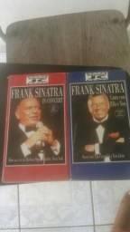 Vhs Frank Sinatra 10,00 cada