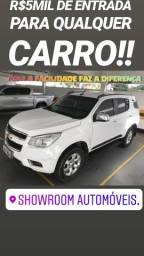 Chevrolet/TRAILBLAZER 2015 7LUGARES (SHOWROOM AUTOMÓVEIS) - 2015