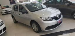 Renault Sandero - IPVA 2019 grátis - 2019
