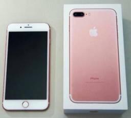 d5d4faaf05f IPhone 7 Plus 32GB - Com Garantia - Passo Cartão - Na Caixa - Acessórios  originais