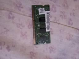 Vende-se memória DDR 3 pra notebook