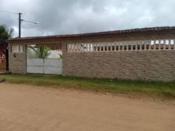Casa em ilha de itamaraca no pilar com 3 quartos e 1 suite toda mobiliada com poço a