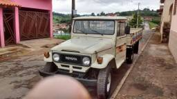Toyota bandeirante - 1988