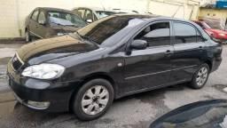 Toyota Corolla Xei 1.8 flex/gnv completo 2008 (48x 699,00 + entrada a partir 3mil) - 2008