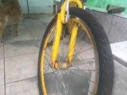 Montain bike aluminiun