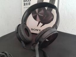 Fone de Ouvido Sony XB-450AP
