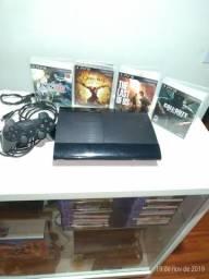 Playstation 3 250GB ENTREGO/PARCELO 12X c/Garantia