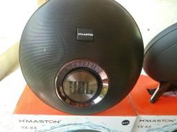 Caixa de som yx-k4 som de qualidade