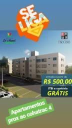 32*apartamentos prox a forquilha com academia,ultimas unidades!