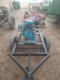 MotoBomba Agrale M90