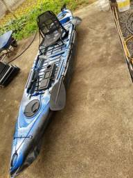 Caiaque de pesca caiman 125