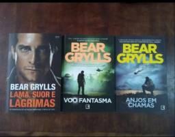 Livros de Bear Grylls