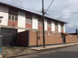 Antigo Seminário Missionário Sagrado Coração de Jesus - Rua Astrolábio Caldas (Tirirical)