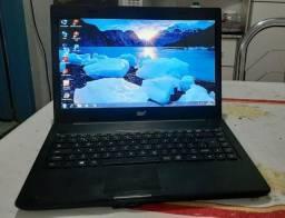 Notebook Positivo, 4 gigas de memória 320 HD