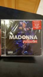 Cd Madonna Rebel Heart Tour