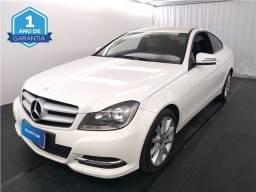 Mercedes-benz C 180 1.6 cgi coupe 16v turbo gasolina 2p automático - 2012