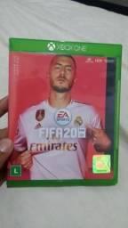 Fifa 2020 Xbox One zerado