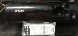 Projetor Lcd Epson EMP-S5 Power Lite S5+