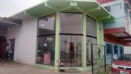Prédio comercial 10 lojas aceito permuta
