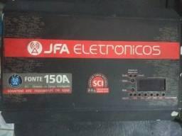 Vendo ou troco por algo do meu interesse, fonte JFA de 150 Amperes