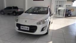 PEUGEOT 308 1.6 ACTIVE 16V FLEX 4P MANUAL. - 2014