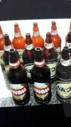 60 Cascos de Cerveja 600 ML a 0,50 Cada