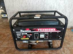 Gerador a gasolina 2500 wats