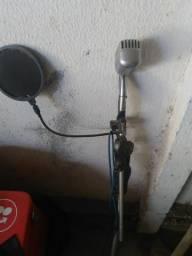 Microfone de studio