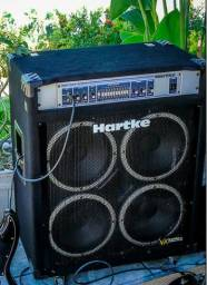 Hartke Vx3500 Amplificador Combo Para Baixo 350w