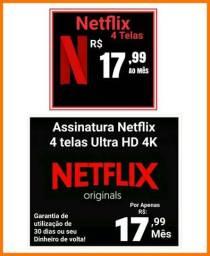 Netflix R$17,99