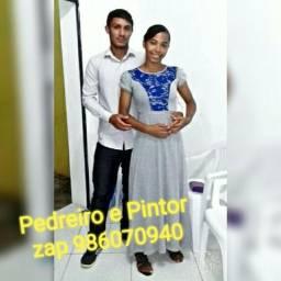 Pedreiro e Pintor zap 986070940