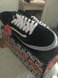 Tênis Vans Old Skool N 43