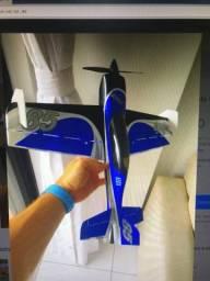 Aeromodelo sbach 342 3D