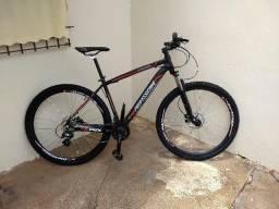 """Bicicleta Aro 29 - Quadro""""19 - Shimano Altus 24v"""