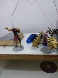 Miniaturas god of war